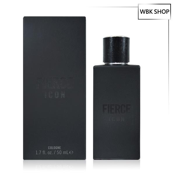 【買就送原裝紙袋】Abercrombie & Fitch A&F Fierce Icon Cologne 50ml AF中性古龍水 - WBK SHOP