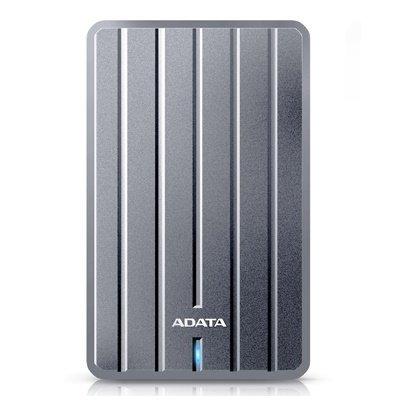 *╯新風尚潮流╭* 威剛 USB 3.0 外接式行動硬碟 2TB HC660 超薄設計 霧面電鍍外殼 AHC660-2T