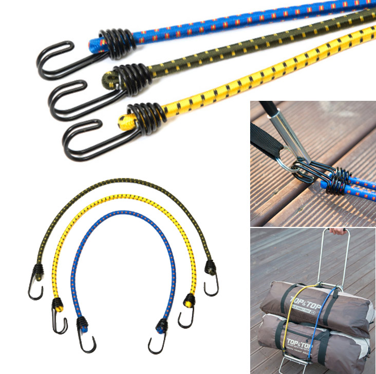 【樂遊遊】高彈力加粗型戶外綑綁繩 /打包繩 固定繩 拉繩
