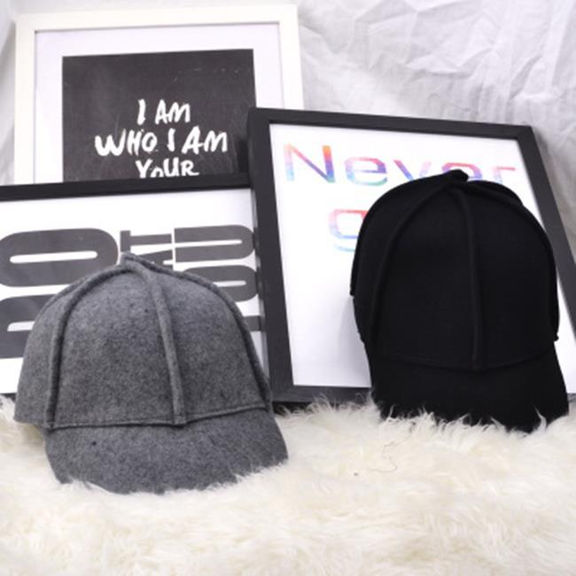 50%OFF SHOP【E021689H】2016秋冬新款馬術帽 街拍潮人棒球帽 英倫復古時尚純色羊毛帽