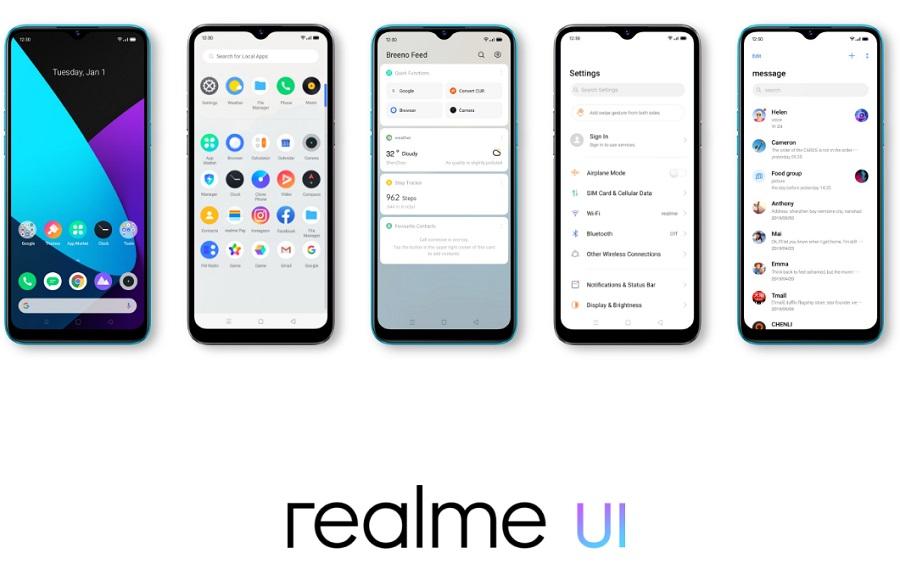 全新的realme UI設計源自於本真,完整體現簡單又優雅的使用者介面。 APP開啟時間較先前縮短14%,RAM使用比例降低20%,續航提升40%, 進一步提升整體效能,降低功耗*。