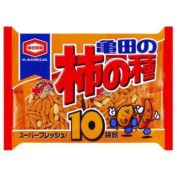 龜田10袋柿之種340g