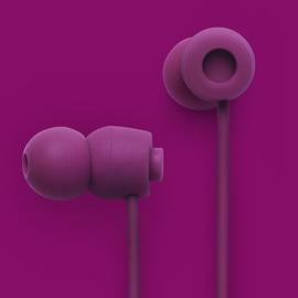 志達電子 BAGIS Grape葡萄紫 Urbanears 瑞典設計 耳道式耳機 HTC Motorola iPhone samsung Sony