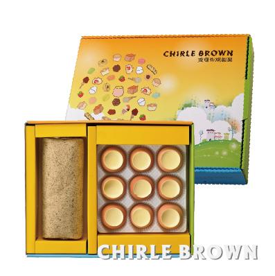 《查理布朗》幸福。甜蜜。點心樹 C禮盒