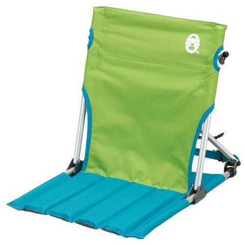 ├登山樂┤美國 Coleman 萊姆綠緊湊地板椅 #CM-7673JM000