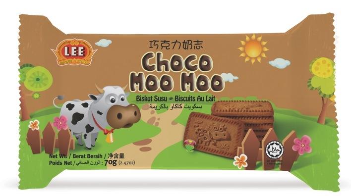 ★特惠7折★ Lee 牛牛餅乾 - 巧克力口味 ? 馬來西亞原裝進口