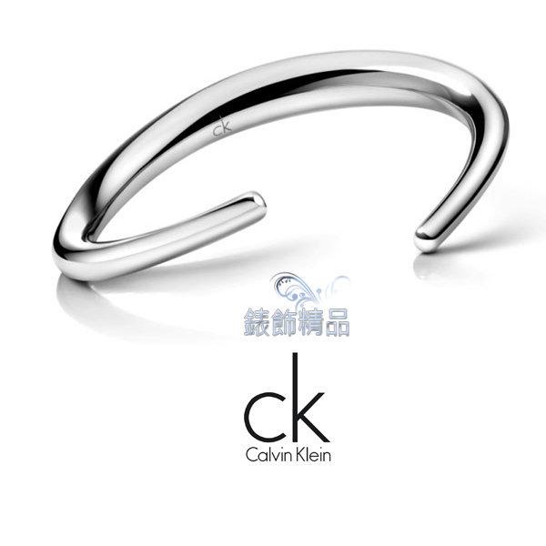 【錶飾精品】Calvin Klein/CK JEWELRY/CK飾品/ck手環天生完美/316L白鋼 KJ94MF0001 全新原廠正品