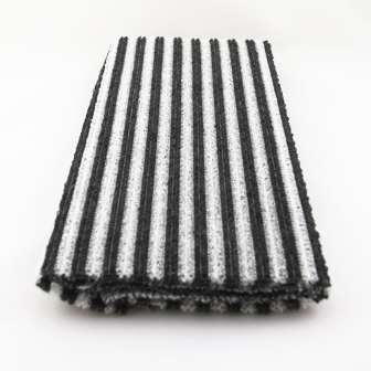 【珍昕】 粗網目竹炭去角質木浴巾 / 沐浴刷