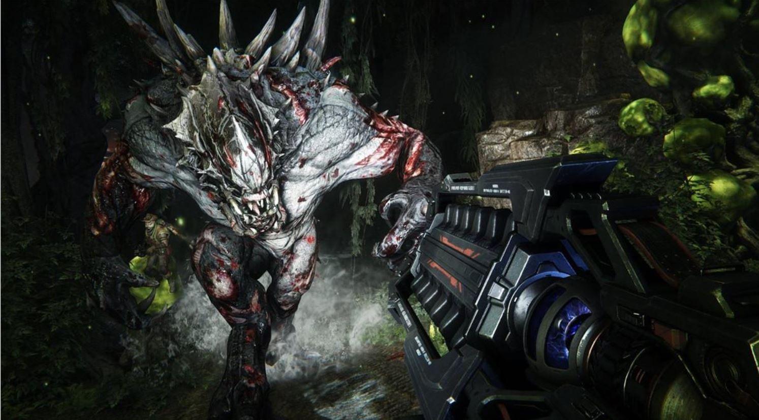PS4遊戲 惡靈進化 EVOLVE 中文版 現貨