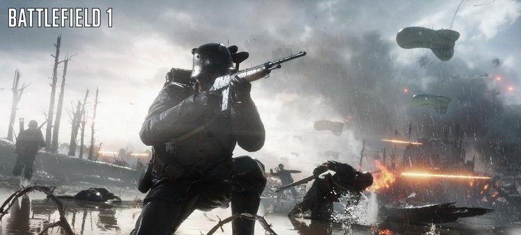 PS4遊戲 戰地風雲1 BATTLEFIELD 1 中文