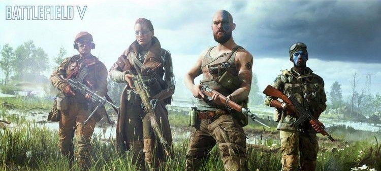 PS4遊戲 戰地5 戰地V 戰地風雲5 中文