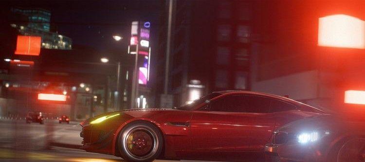 PS4遊戲 極品飛車20 極速快感 復仇 中文