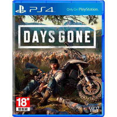 PS4遊戲  往日不再 往日已逝 中文
