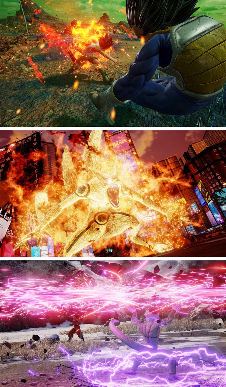 PS4遊戲 JUMP FORCE 力量 全明星大亂鬥 中文