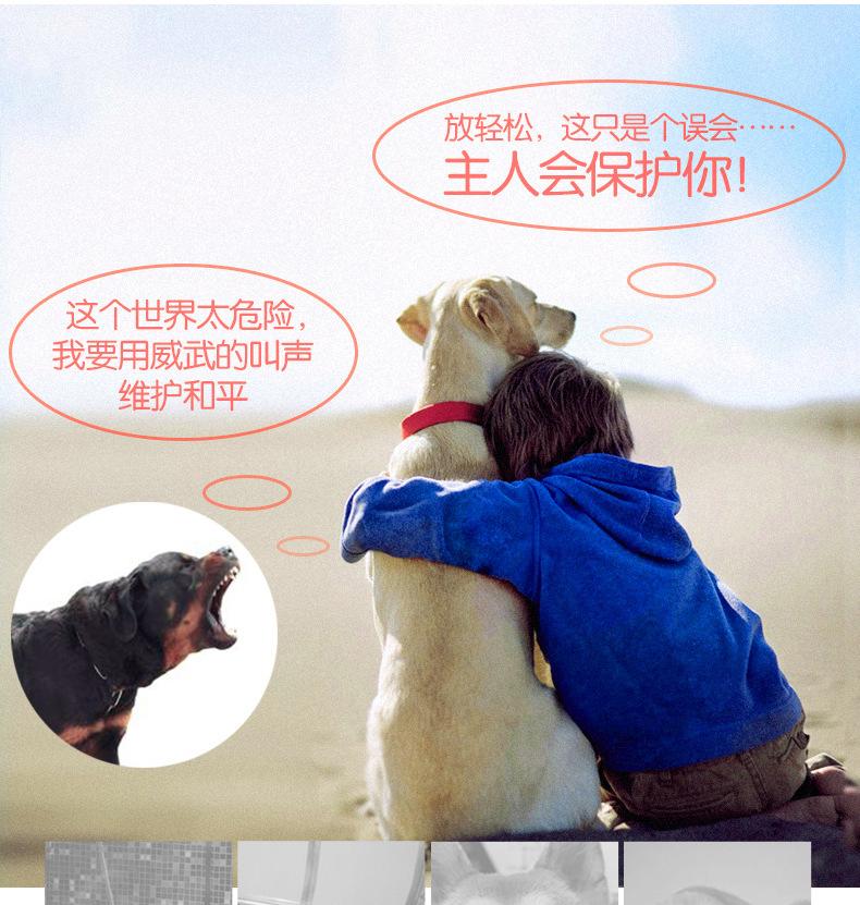 安全不傷身防止狗叫止吠器自動噴霧小型犬狗不叫防擾止犬器項圈