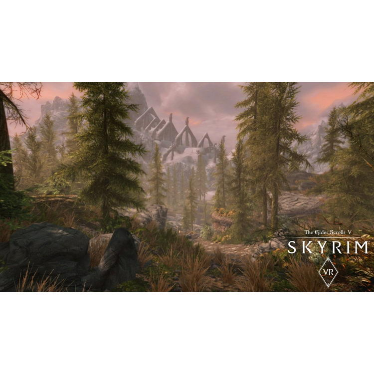 PS4 VR遊戲 上古卷軸5天際VR The Elder Scrolls V Skyrim VR中文