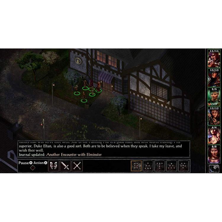 PS4遊戲 博德之門 加強版 1+2 Baldur's Gate 中文