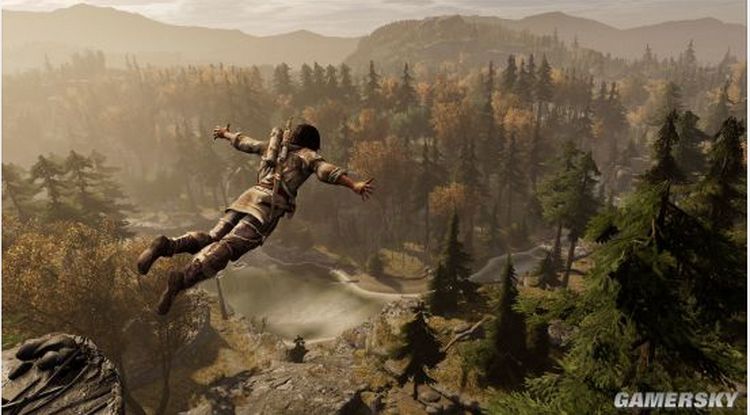 PS4 刺客信條3 Assassin's Creed III Remastered 中文