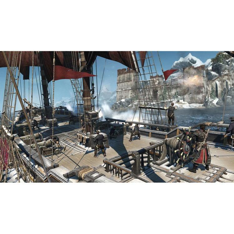 PS4遊戲 刺客信條叛變 Assassin's Creed Rogue 中文