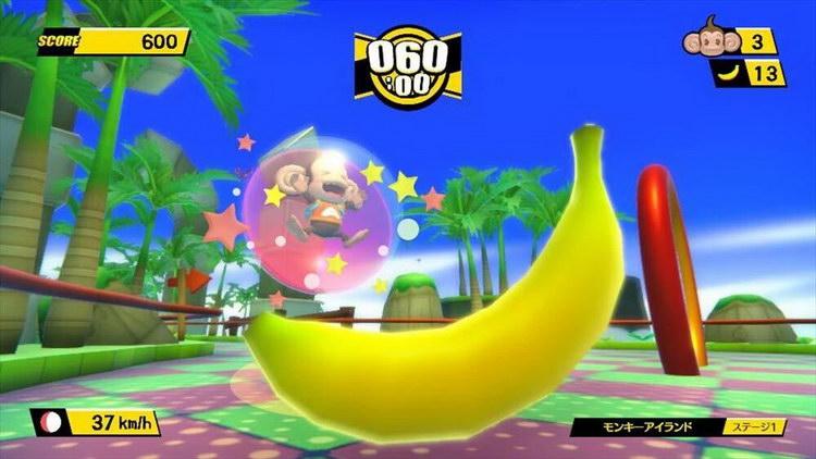 PS4遊戲 現嘗好滋味 超級猴子球 香蕉閃電戰 中文 可雙人