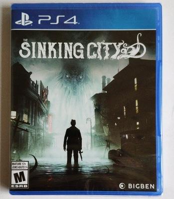 窩美 PS4遊戲 沉沒之城 沉沒之都 The Sinking City 中文