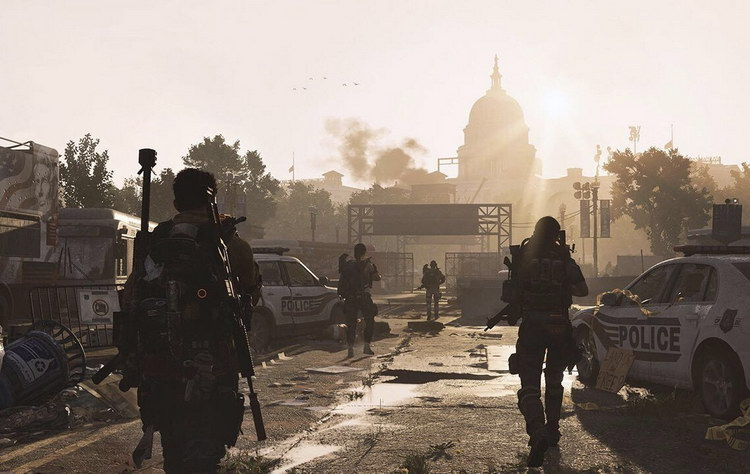 PS4遊戲 全境封鎖2 The Division 2 中文 需全程聯網