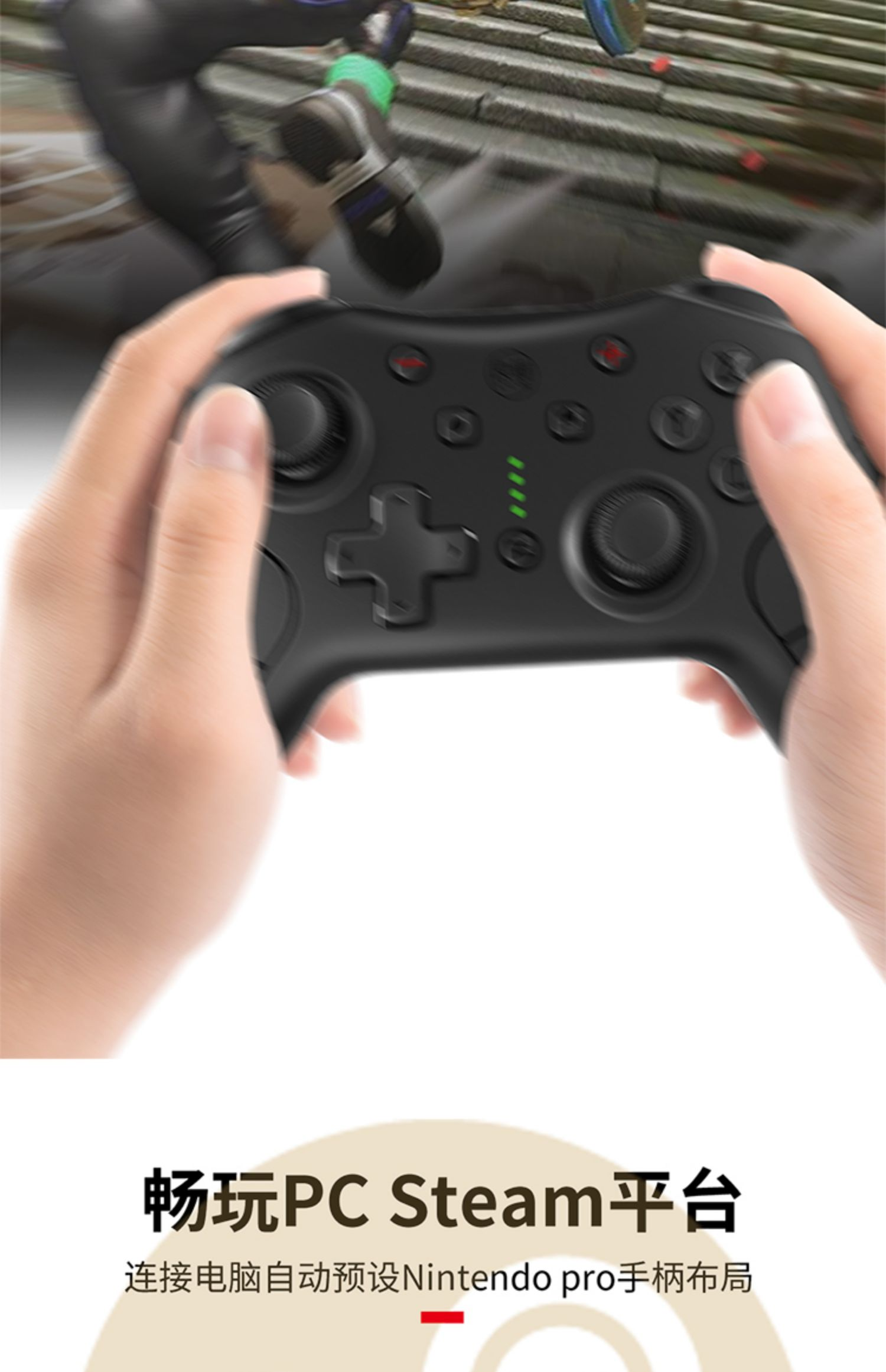 Switch PRO手把 電腦steam兩用 專用手把 LITE迷你手把