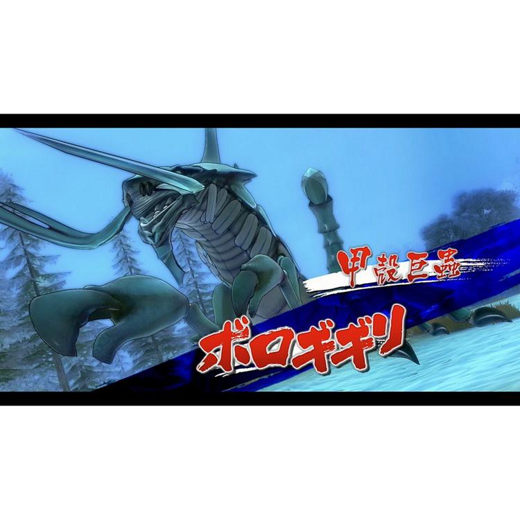 PS4 遊戲 傳頌之物 斬 受贊頌者4 中文