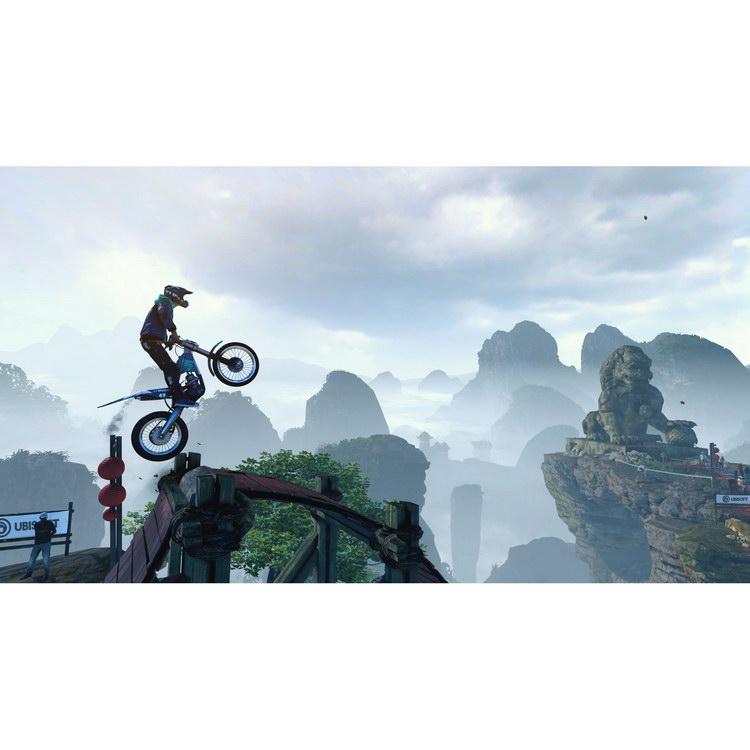 PS4遊戲 特技摩托賽 崛起 黃金版 Trials Rising 中文英文