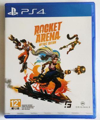 PS4 火箭競技場 Rocket Arena 中文 多人聯機遊戲