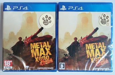 PS4遊戲 重裝機兵Xeno重生 坦克戰記 中文11區