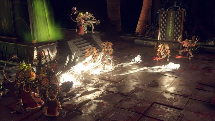 PS4 戰錘40K機械神教 Warhammer 40,000 Mechanicus 中文英文