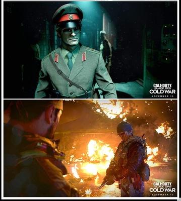 PS4 使命召喚17冷戰 Call of Duty Cold War 中文英文 聯網