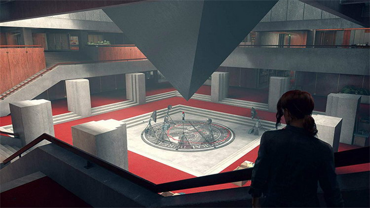 PS4遊戲 控制 Control 終極版 中文英文 可升級PS5版