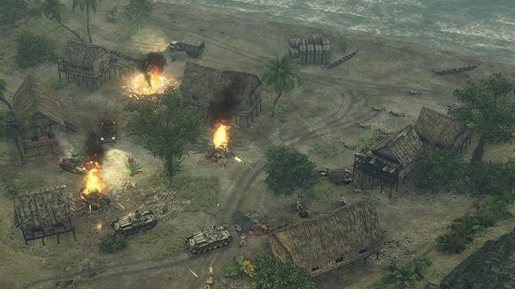 PS4遊戲 突襲4 裝甲騎兵4 完全版終極版 Sudden Strike 4中文英文