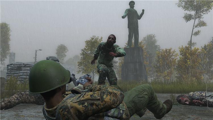 PS4遊戲 DayZ DAY Z 中文英文 需聯網玩