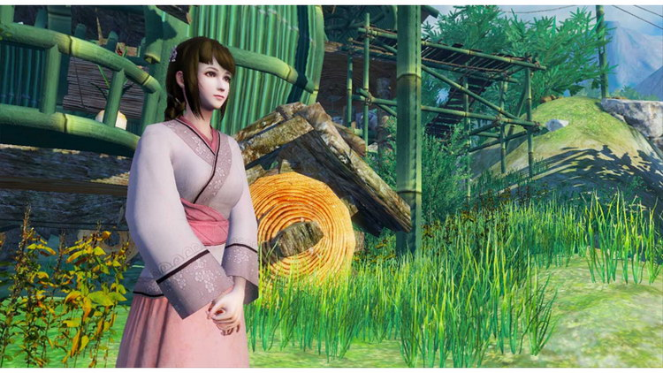 PS4遊戲 軒轅劍外傳 穹之扉 中文 武俠RPG