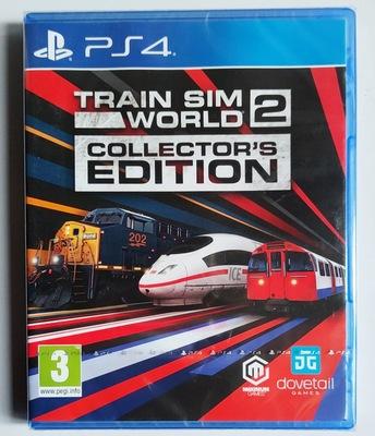 PS4遊戲 模擬列車2 模擬火車世界2 Train Sim World 2 英文中文