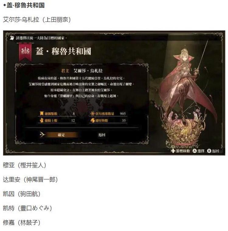 PS4遊戲 幻想大陸戰記 盧納基亞傳說戰棋類似火紋中文