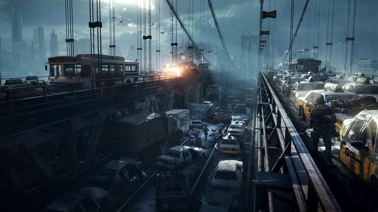 PS4遊戲 全境封鎖1 湯姆克蘭西 中文 需全程聯網