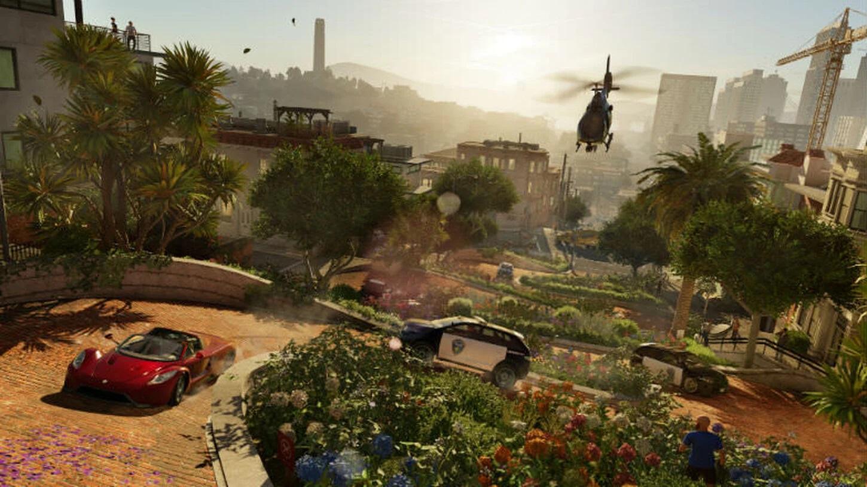 PS4遊戲地平線期待黎明駕駛俱樂部 中文版 兩片合版