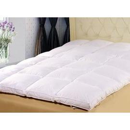 純棉羽絨床墊雙人/單人 床褥/墊被子/180x200cm 《現貨》