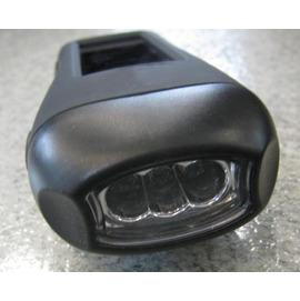 太陽能手電筒筒 LED大號手電筒筒 手搖發電 環保手電筒筒