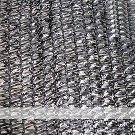 【90% 六針網-散-(無包邊)】遮光網 遮陽網 屋頂防曬 寬幅2M 以平方米計價 10平米起訂-5101002