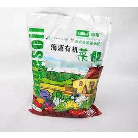 【海藻有機菜肥-4kg】4公斤有機肥優質高效高品質蔬菜肥料-5101002