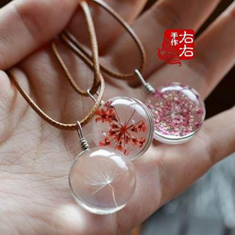 【項鏈掛繩-12-多款可選-2條/組】手工製作中國風小吊件項鍊掛件腰佩把件多款可選(可混搭)-30104