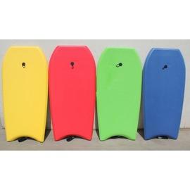 【趴式衝浪板-103cm-103*50*5cm-1套/組】XPE+EPS+PP 短板沖浪板 划水板 打水浮板 趴板滑水板 bodyboard 成人兒童皆可-56010