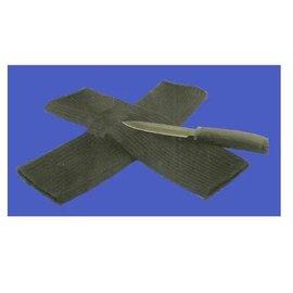 【防割防砍護臂-不銹鋼絲+滌綸-均碼-1雙/套-1套/組】具有超常的耐割 耐磨 防靜電和常規手套柔軟 易洗等特點-56045