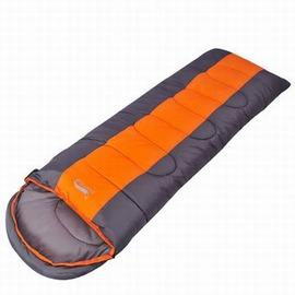 【信封式棉睡袋-春秋加寬1.6kg-寬85-長190+30cm-1套/組】210T防撕裂面料野營戶外睡袋 超輕成人午休可拼接雙人-76007