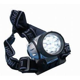 【14LED頭燈-電池款-14個LED-4種照明制式-1套/組】戶外露營高亮度 野營頭燈 照明燈 釣魚燈 使用3節電池(不含電池)-76012